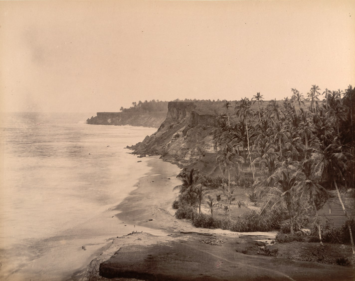 Varkala Cliffs. No.1